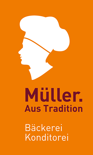 Logo: Müller. Aus Tradition